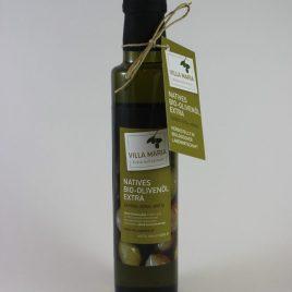Villa Maria – Natives Bio-Olivenöl Extra: 0,25 Liter-Flasche