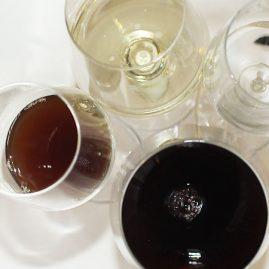 Wein, Raki & Ver juice