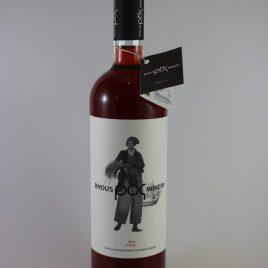 Rhous Winery – Rhous Rosé (Kotsifali-Mandelaria-Syrah): 0,75 Liter-Flasche