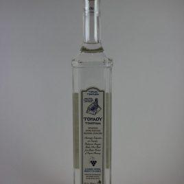 Moni Toplou – Bio-Tsikoudia (Raki): 0,50 Liter-Flasche