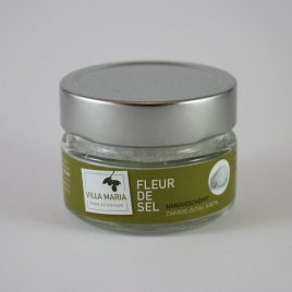 Villa Maria – Fleur de sel (Salzblume) pur: 60 Gramm-Glas