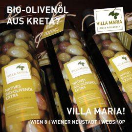 Bio-Olivenöl aus Kreta?