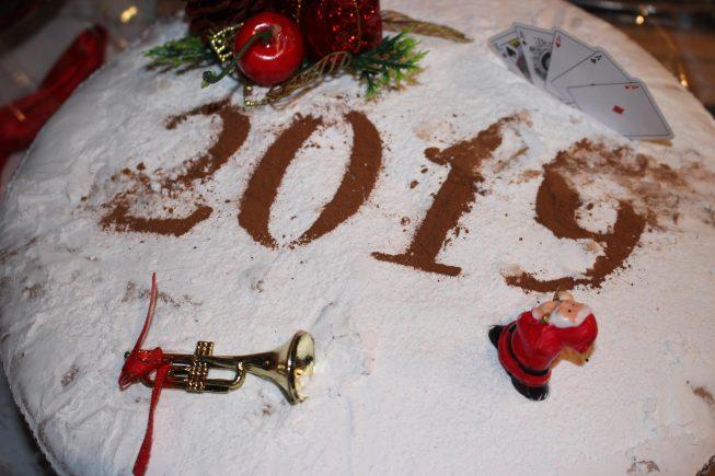 Prosit Neujahr, Alles Gute für 2019!   |   Καλή Χρονιά 2019!