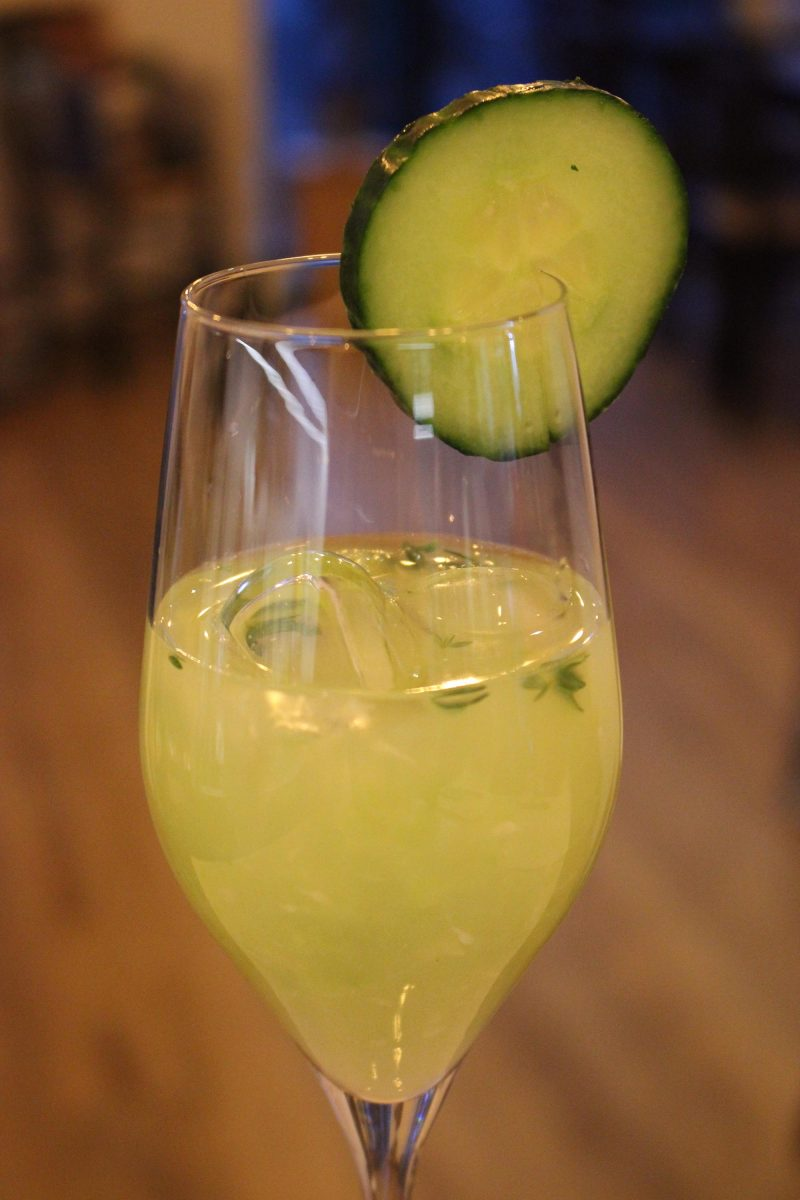 Cretan Summer Drinks – neu bei Villa Maria in Wien 8!
