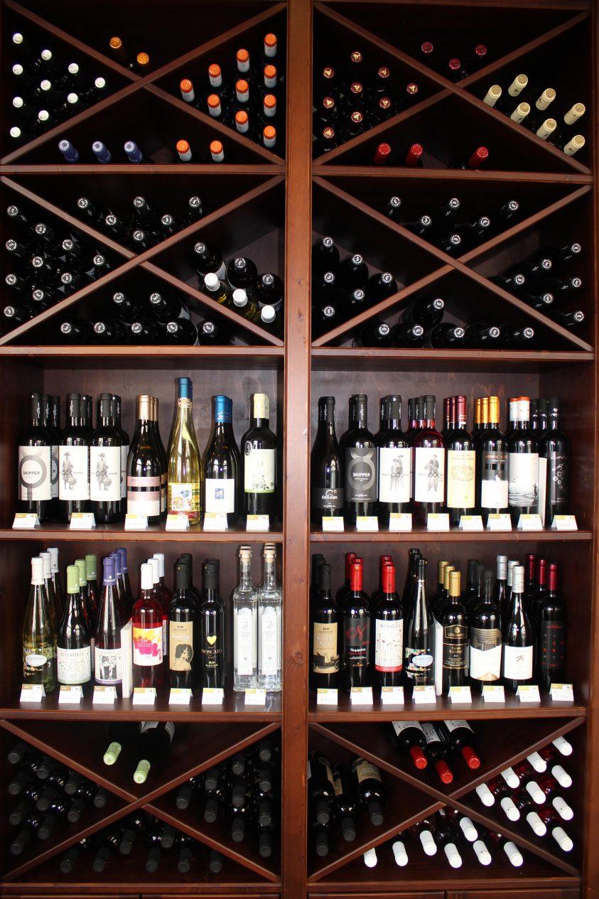 Villa Maria: Wein aus Kreta!