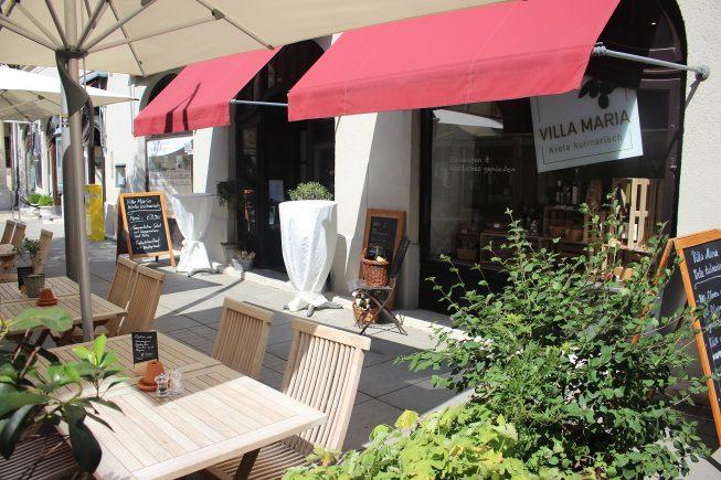 Ab kommenden Dienstag ist unser Villa Maria – Genussladen in Wiener Neustadt wieder geöffnet.