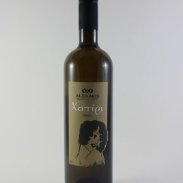 Alexakis Winery – Hatiri (Malvasia Aromatica di Candia): 0,75 Liter-Flasche