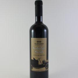 Alexakis Winery – Kotsifali-Syrah: 0,75 Liter-Flasche