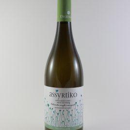 Digenakis Winery – Assyrtiko: 0,75 Liter-Flasche