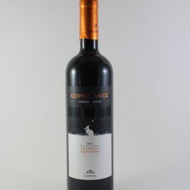 Douloufakis Winery – Aspros Lagos Cabernet-Sauvignon: 0,75 Liter-Flasche