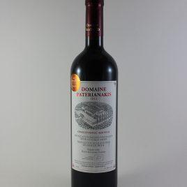 Domaine Paterianakis – Domaine Paterianakis (Kotsifali-Mandilari): 0,75 Liter-Flasche