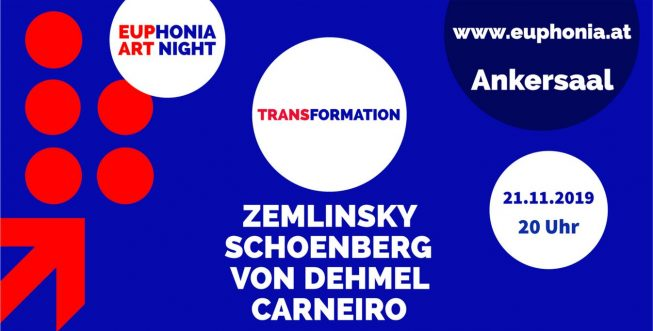 "Euphonia Art Nights: ""Transformation"""