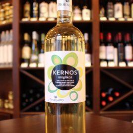 Digenakis Winery – Kernos White: 0,75 Liter-Flasche