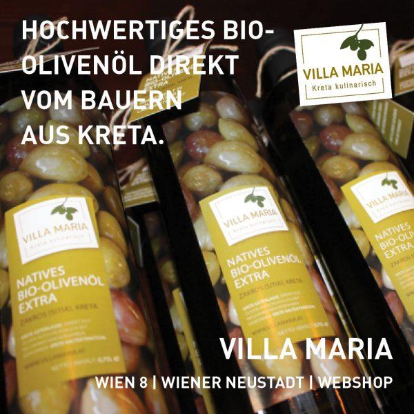 Hochwertiges Bio-Olivenöl Nativ Extra direkt vom Bauern aus Kreta.