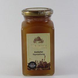 Meligyris – Kretischer Thymianhonig: 450 Gramm-Glas