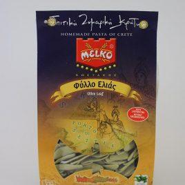 Melko – Olivenblätter-Pasta: 500 Gramm-Packung