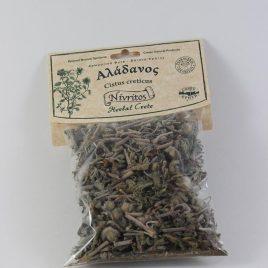 Nivritos – Naturbelassener Aladanostee (Cistus Creticus): 20 Gramm-EcoPack