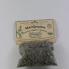 Nivritos – Naturbelassener Majoran: 15 Gramm-EcoPack
