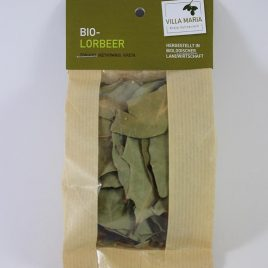 Villa Maria – Bio-Lorbeer: 15 Gramm-EcoPack