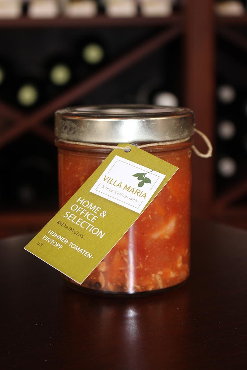 Villa Maria | Home & Office Selection: Hühner-Tomaten-Eintopf (O)