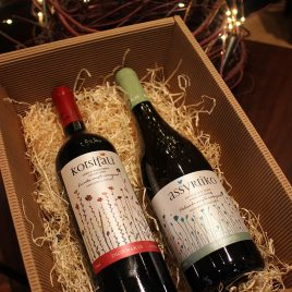 "Geschenkbox ""Digenakis Winery – Kotsifali & Assyrtiko"""