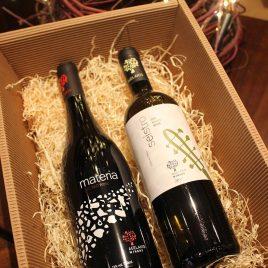 "Geschenkbox ""Agelakis Winery – Materia & Seistro"""