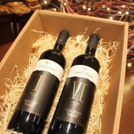 "Geschenkbox ""Haralabakis Winery – Praxis I & VI"""