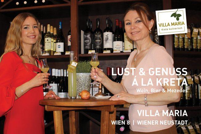 Lust & Genuss á la Kreta: Wein, Bier & Mezedes